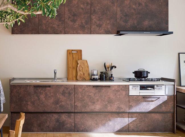 キッチン扉の面材(素材)について知りたい!キレイに長持ちさせる方法はあるの?