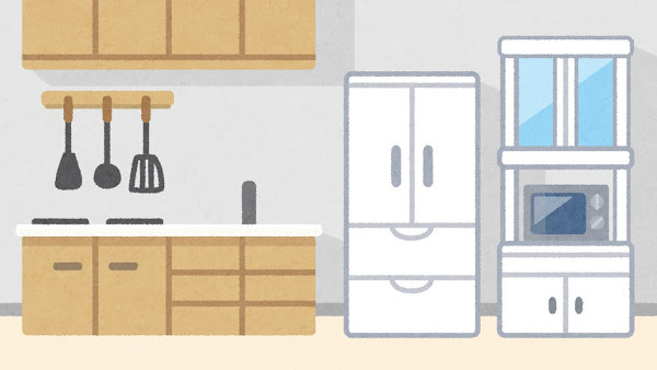 せまいキッチンをスッキリ!快適な空間にリフォームする方法