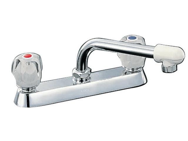 LIXIL 2ハンドル台所水栓